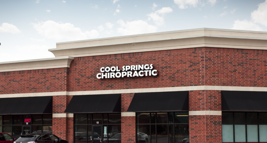 Cool Springs Chiropractic Location