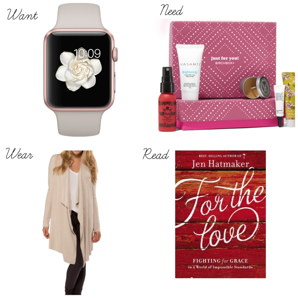 mom gift guide CSC