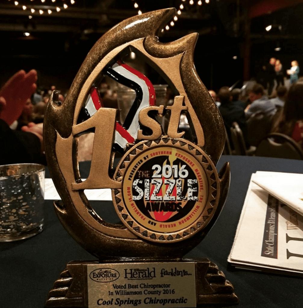 Sizzle Awards