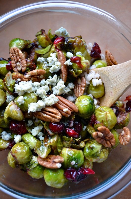 PAN-SEARED-BRUSSELS-SPROUTS-WITH-CRANBERRIES-PECANS-from-Rachel-Schultz1