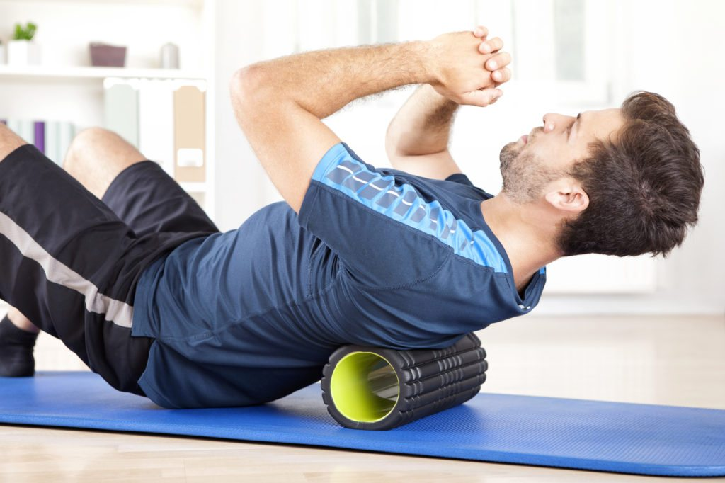 5 Ways the Foam Roller Can Improve Your Workout